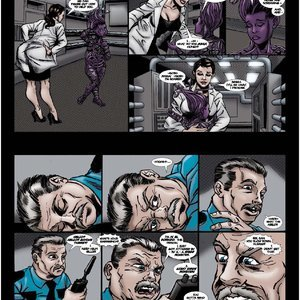 DarkBrain Comics Grace Comes Home - Stormfront - Issue 1-10 gallery image-053