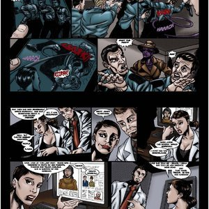 DarkBrain Comics Grace Comes Home - Stormfront - Issue 1-10 gallery image-055