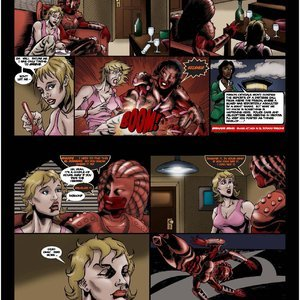 DarkBrain Comics Grace Comes Home - Stormfront - Issue 1-10 gallery image-056