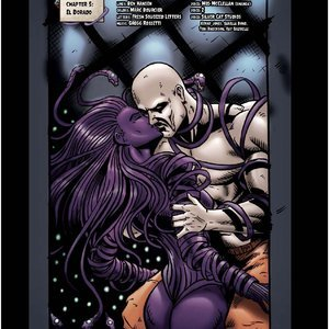 DarkBrain Comics Grace Comes Home - Stormfront - Issue 1-10 gallery image-059