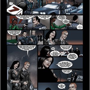 DarkBrain Comics Grace Comes Home - Stormfront - Issue 1-10 gallery image-060