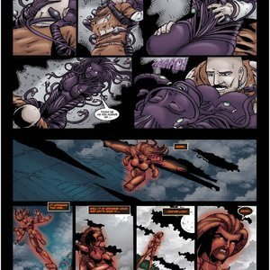 DarkBrain Comics Grace Comes Home - Stormfront - Issue 1-10 gallery image-062