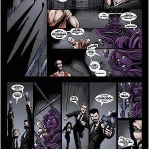 DarkBrain Comics Grace Comes Home - Stormfront - Issue 1-10 gallery image-068