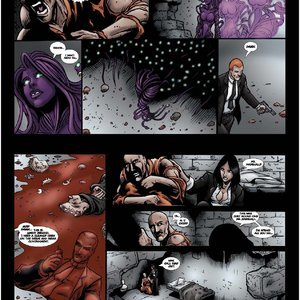 DarkBrain Comics Grace Comes Home - Stormfront - Issue 1-10 gallery image-071