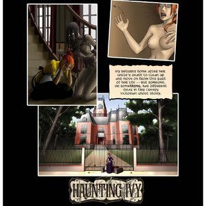 DarkBrain Comics Grace Comes Home - Stormfront - Issue 1-10 gallery image-072