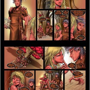 DarkBrain Comics Grace Comes Home - Stormfront - Issue 1-10 gallery image-075
