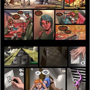 DarkBrain Comics Grace Comes Home - Stormfront - Issue 1-10 gallery image-076