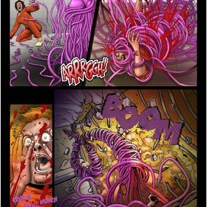 DarkBrain Comics Grace Comes Home - Stormfront - Issue 1-10 gallery image-082