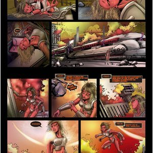 DarkBrain Comics Grace Comes Home - Stormfront - Issue 1-10 gallery image-084