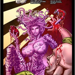 DarkBrain Comics Grace Comes Home - Stormfront - Issue 1-10 gallery image-088