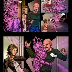 DarkBrain Comics Grace Comes Home - Stormfront - Issue 1-10 gallery image-100