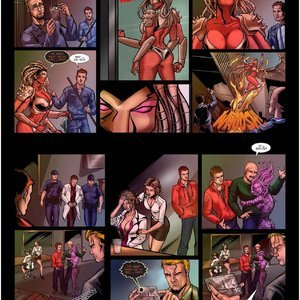 DarkBrain Comics Grace Comes Home - Stormfront - Issue 1-10 gallery image-102