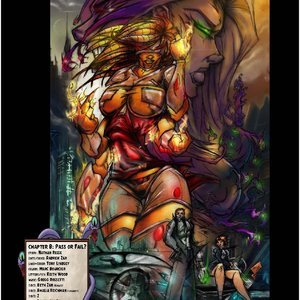 DarkBrain Comics Grace Comes Home - Stormfront - Issue 1-10 gallery image-103