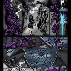 DarkBrain Comics Grace Comes Home - Stormfront - Issue 1-10 gallery image-108