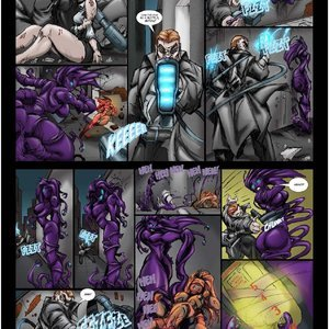 DarkBrain Comics Grace Comes Home - Stormfront - Issue 1-10 gallery image-110