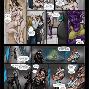 DarkBrain Comics Grace Comes Home - Stormfront - Issue 1-10 gallery image-115