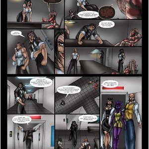 DarkBrain Comics Grace Comes Home - Stormfront - Issue 1-10 gallery image-117