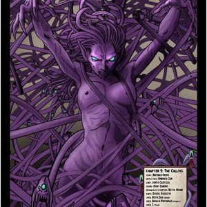 DarkBrain Comics Grace Comes Home - Stormfront - Issue 1-10 gallery image-120