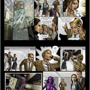 DarkBrain Comics Grace Comes Home - Stormfront - Issue 1-10 gallery image-122