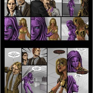 DarkBrain Comics Grace Comes Home - Stormfront - Issue 1-10 gallery image-124
