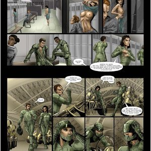 DarkBrain Comics Grace Comes Home - Stormfront - Issue 1-10 gallery image-128