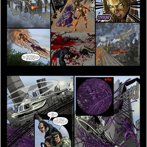 DarkBrain Comics Grace Comes Home - Stormfront - Issue 1-10 gallery image-129