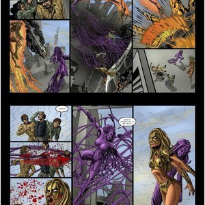 DarkBrain Comics Grace Comes Home - Stormfront - Issue 1-10 gallery image-130