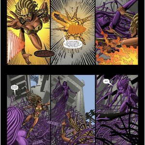 DarkBrain Comics Grace Comes Home - Stormfront - Issue 1-10 gallery image-131