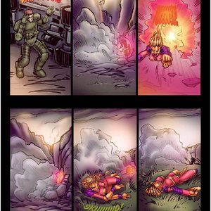 DarkBrain Comics Grace Comes Home - Stormfront - Issue 1-10 gallery image-147