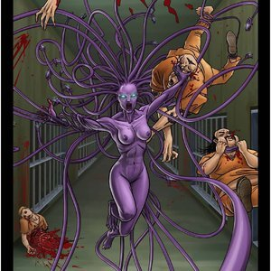 DarkBrain Comics Grace Comes Home - Stormfront - Issue 1-10 gallery image-157