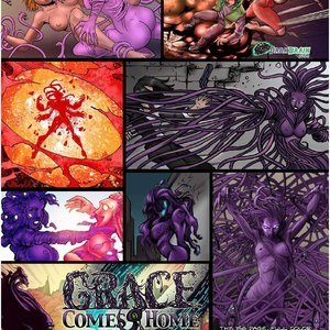 DarkBrain Comics Grace Comes Home - Stormfront - Issue 1-10 gallery image-158