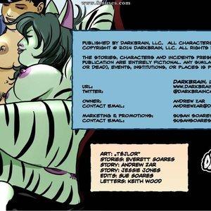 DarkBrain Comics Year 3 - Issue 18 gallery image-002