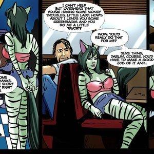 DarkBrain Comics Year 3 - Issue 18 gallery image-005