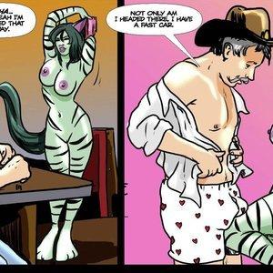 DarkBrain Comics Year 3 - Issue 18 gallery image-008
