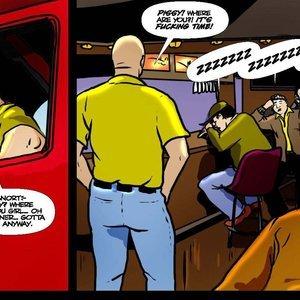 DarkBrain Comics Year 3 - Issue 18 gallery image-010