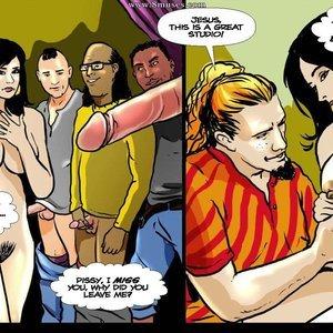 DarkBrain Comics Year 3 - Issue 18 gallery image-015