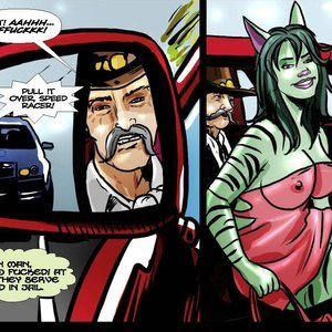 DarkBrain Comics Year 3 - Issue 18 gallery image-016