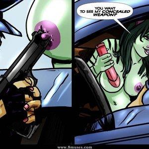 DarkBrain Comics Year 3 - Issue 18 gallery image-018