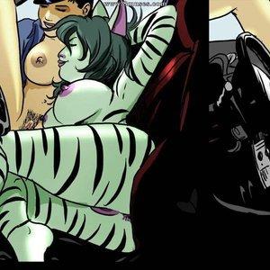 DarkBrain Comics Year 3 - Issue 18 gallery image-022