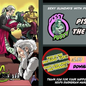 Year 3 – Issue 24 DarkBrain Comics