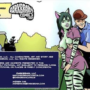 DarkBrain Comics Year 3 - Issue 24 gallery image-002