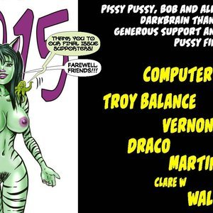 DarkBrain Comics Year 3 - Issue 24 gallery image-003