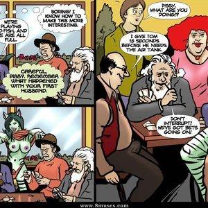 DarkBrain Comics Year 3 - Issue 24 gallery image-005