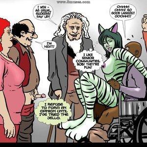 DarkBrain Comics Year 3 - Issue 24 gallery image-006