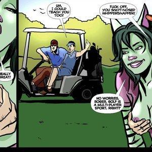 DarkBrain Comics Year 3 - Issue 24 gallery image-009