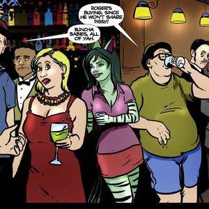 DarkBrain Comics Year 3 - Issue 24 gallery image-010