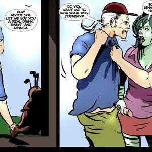 DarkBrain Comics Year 3 - Issue 24 gallery image-011