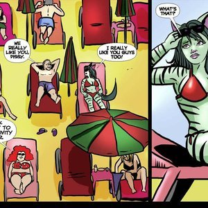 DarkBrain Comics Year 3 - Issue 24 gallery image-016