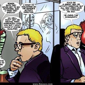 DarkBrain Comics Year 3 - Issue 24 gallery image-017