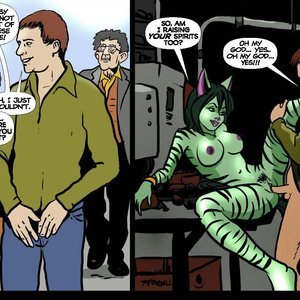 DarkBrain Comics Year 3 - Issue 24 gallery image-024